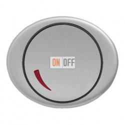 Cветорегулятор поворотный 60 - 400 Вт TACTO серебро 6517-0-0018 - 5560 PL