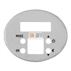 Электронный регулятор теплого пола  TACTO белый 8140.5 - 5540.5 BL