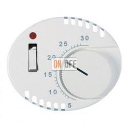 Регулятор теплого пола  TACTO белый 8140.1 - 5540.1 BL