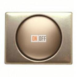 Светорегулятор поворотно-нажимной 60-400 Вт. для ламп накаливания и галог.220В 283010 - 11340001