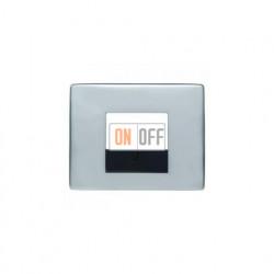 Розетка USB двойная, для зарядка, 1,4 А, вставка антрацит 260005 - 10340004