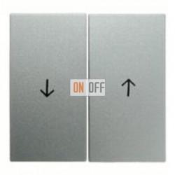 Выключатель управления жалюзи кнопочный, 10 А / 250 В~ 503520 - 16251404