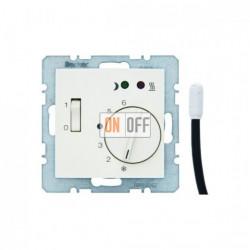 Терморегулятор теплого пола с датчиком пола, белый глянцевый 16728989 - FRe 525 22