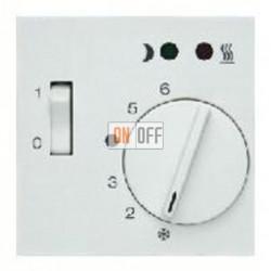 Термостат 230 В~ 10А с выносным датчиком для электрического подогрева пола механизм Eberle FRe 525 22 - 16701909