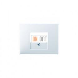 Розетка USB двойная, для зарядка, 1,4 А, вставка белая 260009 - 10357009