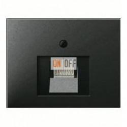 Розетка компьютерная одинарная RJ45 6-й кат. 14077006 - EPUAE8UPOK6