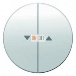 Выключатель управления жалюзи 2-х клавишный, 10 А / 250 В~ 16252089 - 303520