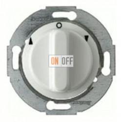Поворотный выключатель управления жалюзи (2-полюсный), 10 А / 250 В~ 3812