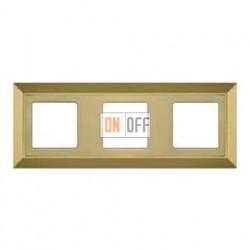 Рамка тройная, для горизонтального/вертикального монтажа FD01253OB