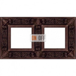 FEDE Granada Медь Рамка 2-я Copper FD01412CO