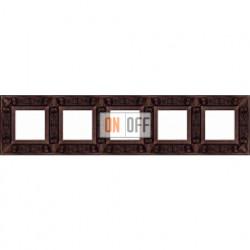 FEDE Granada Медь Рамка 5-я Copper FD01415CO