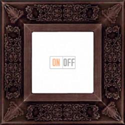 FEDE Granada Медь Рамка 1-я Copper FD01411CO