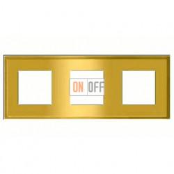 Рамка тройная, для горизонтального/вертикального монтажа FD01243OB
