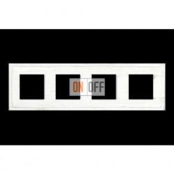 Рамка четверная, для горизонтального/вертикального монтажа FD01244BD