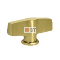 Модерн Светлое золото Поворотная ручка Bright Gold (Oro Brillo) FD02312OB