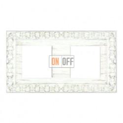 Рамка двойная, для горизонтального/вертикального монтажа FD01222BD