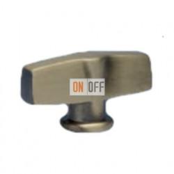 Никель Модерн  Поворотная ручка Nickel Satin (Nickel Satinado) FD02312NS