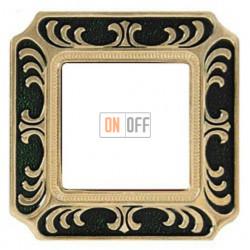 FEDE Siena Черный Рамка 1-я Iet Black FD01351NEEN
