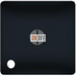 Стандартный поворотный выключатель с лампой подсветки, цвет черный FD03111-M - FD188LED220-1 - FD16-BAST