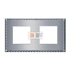 Рамка двойная, для горизонтального/вертикального монтажа FD01212CB