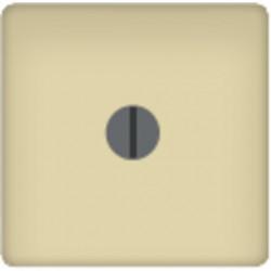Поворотный выключатель без подсветки 10А 250 V~ (бежевый) FD16-BAST - FD03110-A
