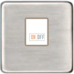Компьютерная розетка одинарная. FD16-BAST - FD-T5-B - FD04317NS-A