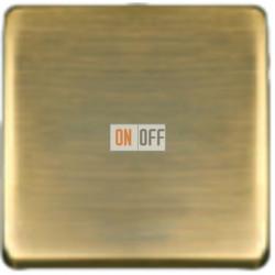 Переключатель  одноклавишный с 2-х мест. FD04310PM - FD16506 - FD16-BAST