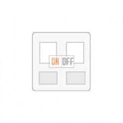 Аудиорозетка двойная (белый) FD17897 - FD-310ST - FD-310ST - FD16-BAST