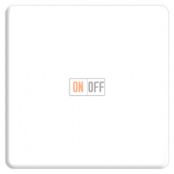 Заглушка с суппортом (белый) FD17033 - FD16-BAST