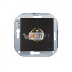Выключатель тумблерный универсальный, коричневый/бронза 67308572