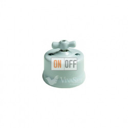 Светорегулятор 900Вт 250В~ для ламп накалив. и высоков. галогенн. , Fontini Garby белый фарфор 30334172