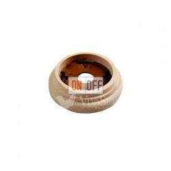 Рамка накладная одноместная Fontini Garby (натуральное дерево) 30801002
