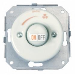 Светорегулятор 40-500Вт, белый фарфор 31332172