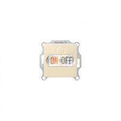Розетка проходная TV SAT FM, диапазон частот от 4 до 2400 MГц 004200 - 086901