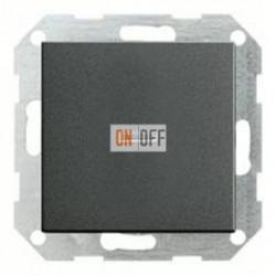 Выключатель одноклавишный с подсветкой, универс. (вкл/выкл с 2-х мест) 10 А / 250 В~ 010600 - 099600 - 029028
