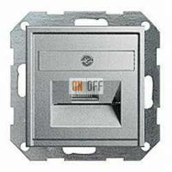 Розетка компьютерная одинарная RJ45 6-й кат. EPUAE8UPOK6 - 027026