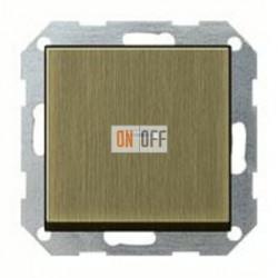 Выключатель одноклавишный с подсветкой, универс. (вкл/выкл с 2-х мест) 10 А / 250 В~ 010600 - 099600 - 0290603