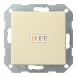 Выключатель одноклавишный перекрестный (вкл/выкл с 3-х мест) 10 А / 250 В~ 010700 - 029601