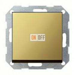 Выключатель одноклавишный, универс. (вкл/выкл с 2-х мест) 10 А / 250 В~ 010600 - 0296604