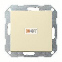 Выключатель одноклавишный с подсветкой, универс. (вкл/выкл с 2-х мест) 10 А / 250 В~ 010600 - 029001 - 099600