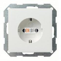 Розетка с заземляющими контактами 16 А / 250 В~ с защитой от детей и пиктограммой 0453112
