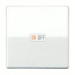 Выключатель одноклавишный, универс. (вкл/выкл с 2-х мест) 10 А / 250 В~ 506u - as591ww