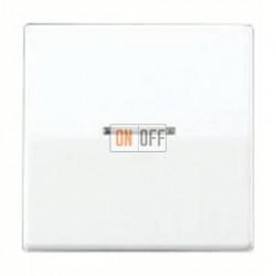Выключатель одноклавишный с подсветкой, универс. (вкл/выкл с 2-х мест) 10 А / 250 В~ 506u - 90 - as591ko5ww