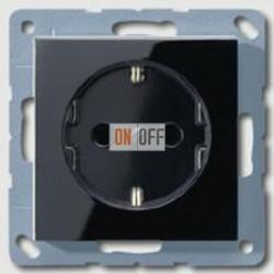 Розетка с заземляющими контактами 16 А / 250 В~ A1520SW