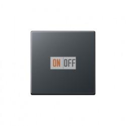 Выключатель одноклавишный, универс. (вкл/выкл с 2-х мест) 10 А / 250 В~ 506u - A590BFANM