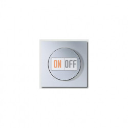 Светорегулятор поворотно-нажимной 60-400 Вт для ламп накаливания 244EX - A1540AL