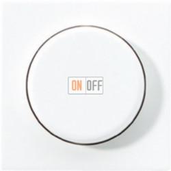 Светорегулятор JUNG универсальный поворотно-нажимной LED 3-100Вт., 20-420Вт ламп накал. и галог., 1731DD - A1540WW