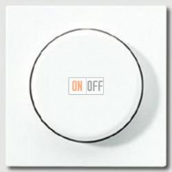 Светорегулятор JUNG поворотно-нажимной LED 3-60Вт., 20-210Вт ламп накал. и галог., 1730DD - A1540WW