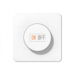 Светорегулятор поворотно-нажимной 60-400 Вт для ламп накаливания 244EX - CD1540WW