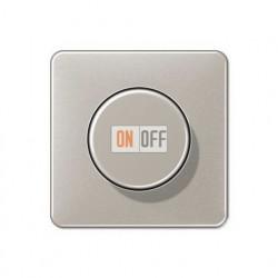 Светорегулятор поворотно-нажимной 60-400 Вт для ламп накаливания 244EX - CD1540PT